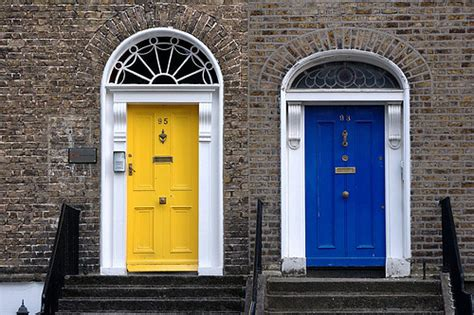 a colorful look behind the doors of dublin huffpost coloured doors in dublin day 2 of my upload a photo a