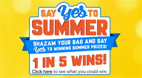 Frito Lay Game Giveaway Codes - frito lay say yes to summer instant win game