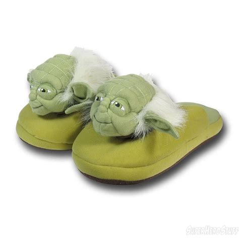 wars slippers wars yoda slippers