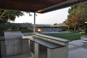 Home Rotisserie Design Ideas Outdoor Kitchen Contemporary Patio San Francisco