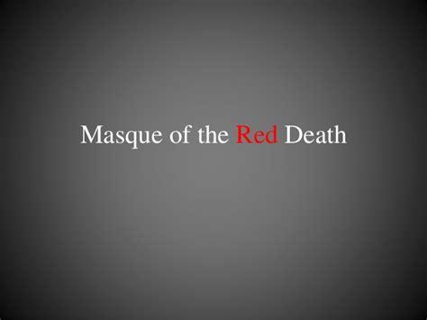 masque of the red death color symbolism masque of the red death color symbolism