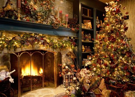 Thomas Kinkade Home Interiors History Of Christmas History Of Things