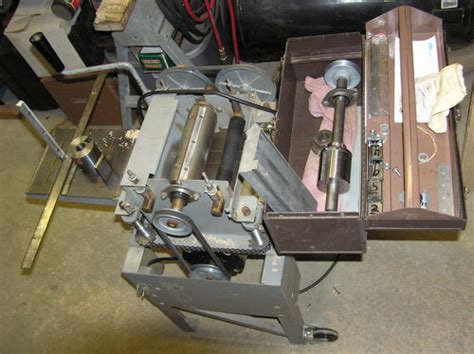 rbi woodworking tools rb industries model 408 planer molder by hydrohillbilly