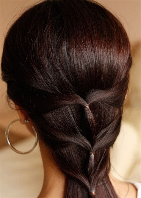 easy to do hairstyles 30 breathtaking easy to do hairstyles creativefan