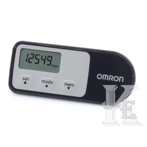 Omron Walking Style One 1576 by Krokoměr Omron Hj 321 E
