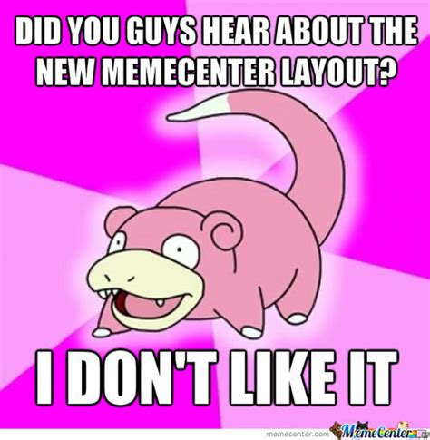 new memecenter by gamingderpy meme center