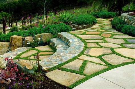backyard landscaping ideas with stones 40 brilliant ideas for stone pathways in your garden