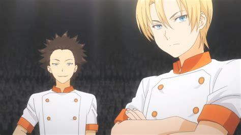 no soma food wars shokugeki no soma 20 anime evo