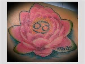 Lotus Astrology Cancer Tattoos And Designs Page 66