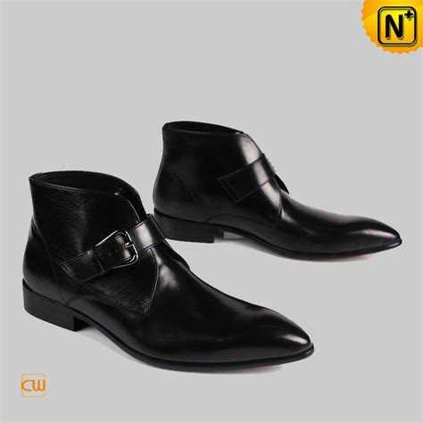 italian boots for mens black italian leather dress boots cw763338