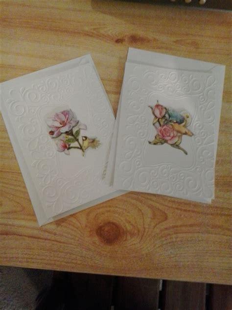 Handmade Australian Gifts - boxed set of handmade australian floral greeting gift