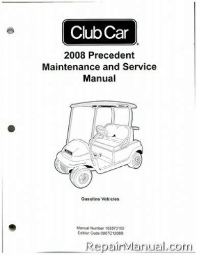 what is the best auto repair manual 2008 ford f series auto manual club car precedent gas golf cart maintenance service manual 2008