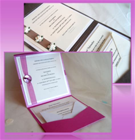 handmade wedding stationery birmingham pocketfold wedding invitations by pawprint designs