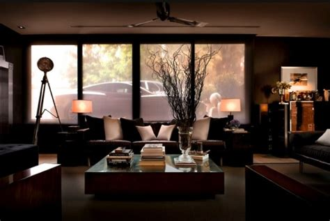masculine living room decor 60 awesome masculine living space design ideas in different styles digsdigs