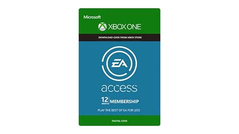 access one card buy ea access pass for xbox one code microsoft