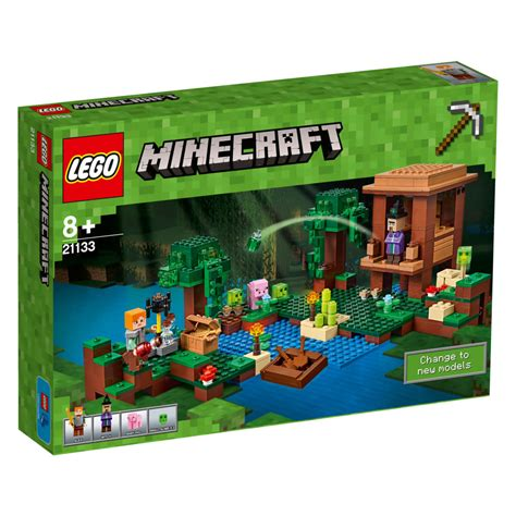 Set Lego lego 2017 minecraft sets 21129 21130 21131 21132 21133 21134 minifigure price guide