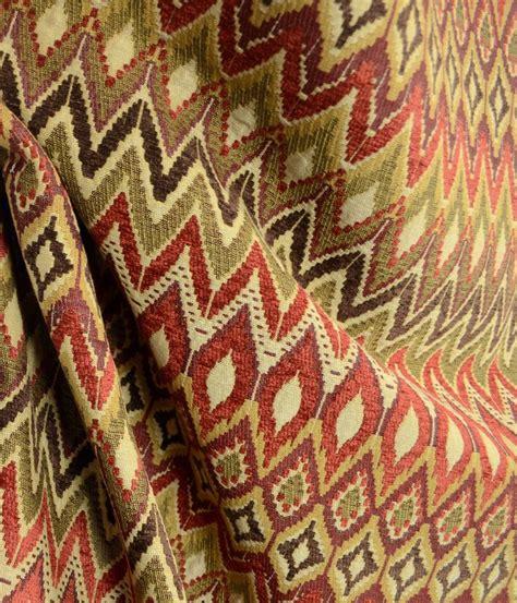 san mateo redwood swavelle upholstery southwest chevron