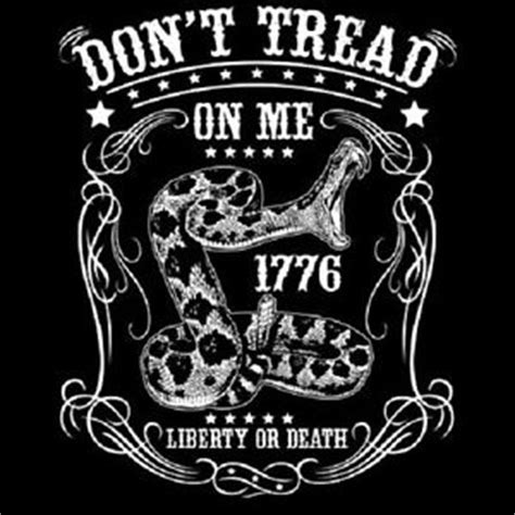 don t tread on me 1776 liberty or death t shirt white