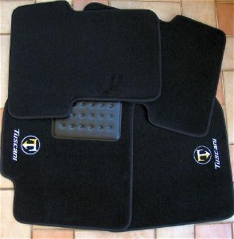 Tiburon Floor Mats the uk hyundai coupe club tuscani embroided car mats