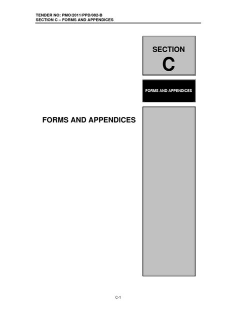 3 c sections safe 3 section c forms appendices safety addendum