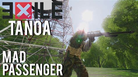 home and exile series 1 arma 3 exile mod series 7 part 10 mad passenger