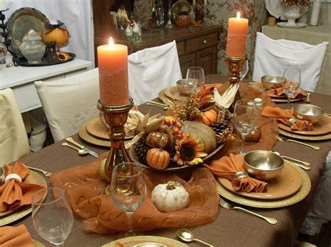 thanksgiving tischdekorationen zu machen 40 tolle varianten f 252 r tischdeko im herbst
