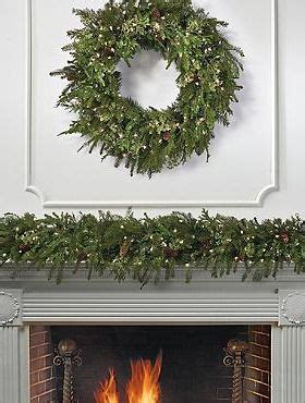 1000 ideas about pre lit garland on pinterest light