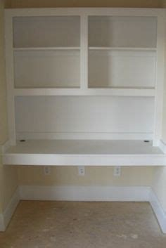 Small Built In Desk Small Built In Desk This Would Be Awesome In The Office Home Is Where The Is