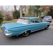 1961 Chevrolet Biscayne  Cars Pinterest