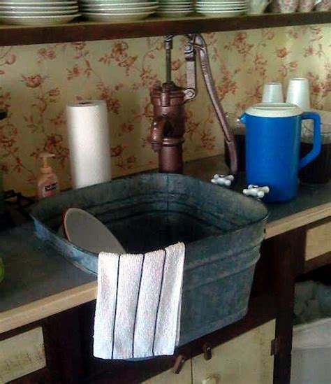 Wash Tub Sink by Simple Rustic Functional Washtub Sink Want For My