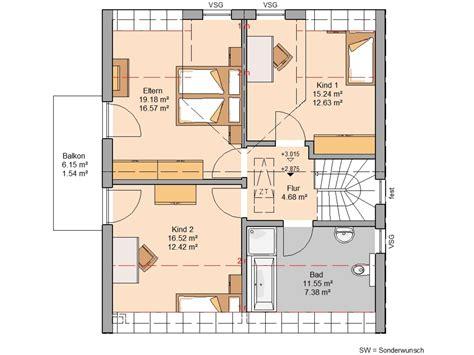 wohnzimmer 4 x 6 familienhaus komfort trendline kern haus brandgiebel