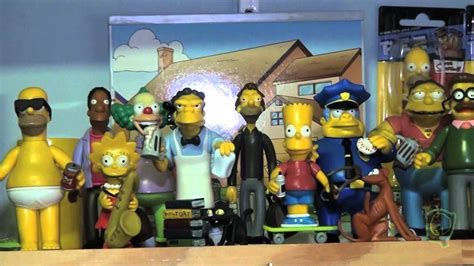 the toys the simpsons toys
