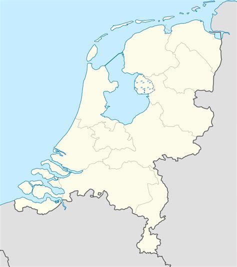 Netherlands Address Finder File Netherlands Location Map 1944 Svg Wikimedia Commons