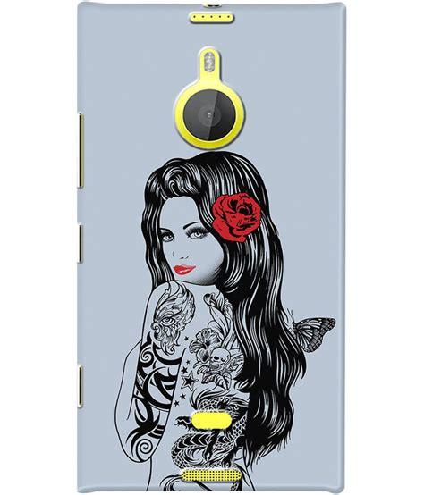 tattoo app for nokia dailyobjects tattoo girl case for nokia lumia 1520 buy
