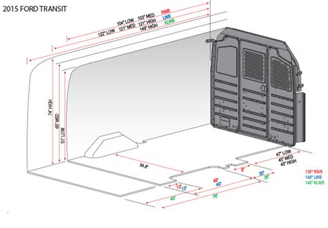 Sprinter Floor Plans by 2015 Ford Transit Full Size Van Adrian Steel