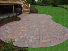 Brick Pavers Patio Lake County Il Unilock Patio Pavers Brick Paver Patios Designs
