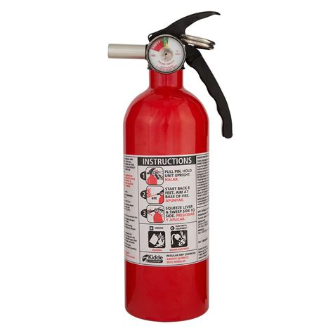 kidde 5 b c disposable extinguisher 21027413mtl