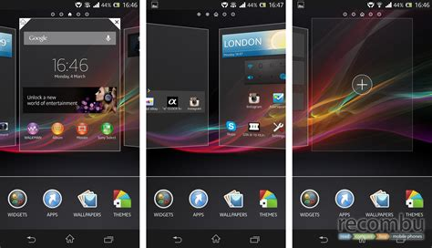theme creator xperia z sony xperia z tips and tricks recombu