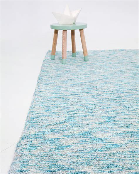 tappeti in cotone grandi canals grande tappeto lavabile mix verde smeraldo