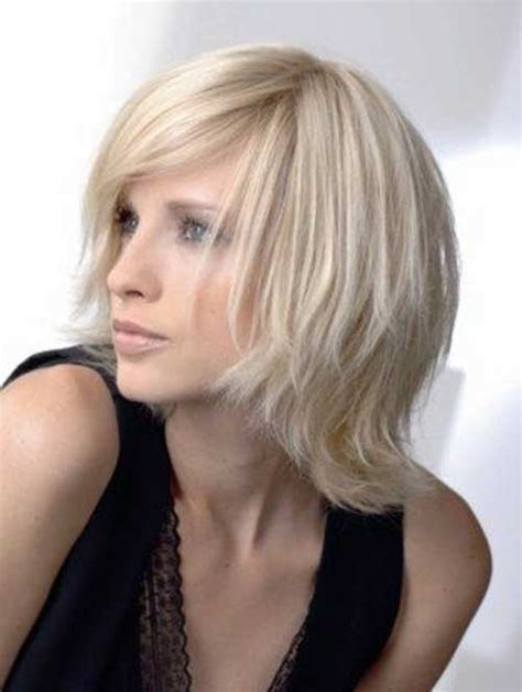 hairstyles medium blonde fine hair best short haircuts for straight fine hair short