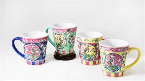 mug design singapore peranakan coffee mugs