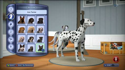 sims  pets kinect voice commands demo gamespot