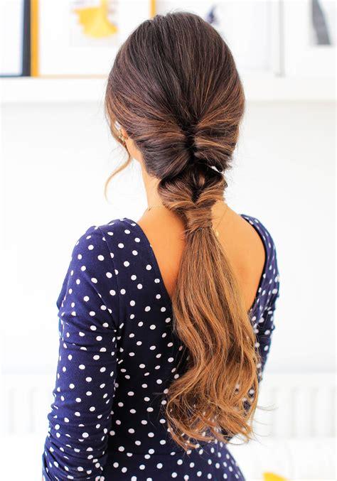 cute hairstyles luxy hair cute summer ponytails luxy hair