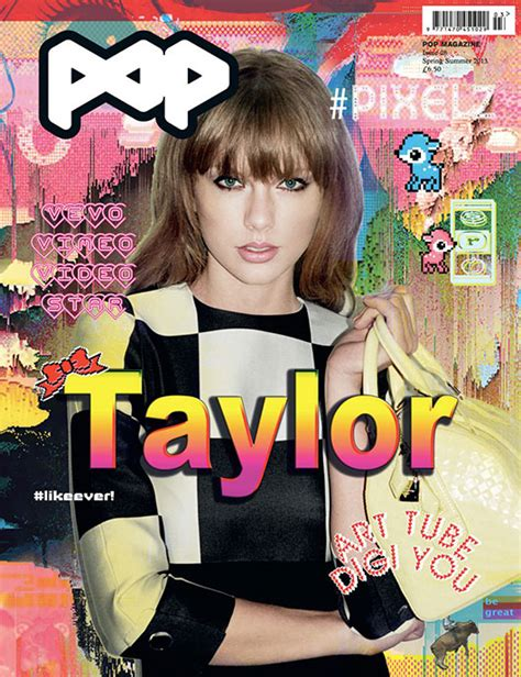 Is That You Pop Magazine Fashion Issue by Pop Magazine Cover Ftape Fashion