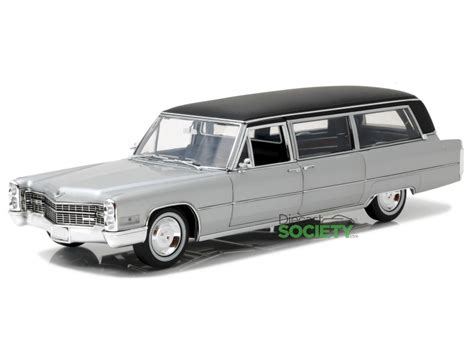 1966 cadillac limousine greenlight precision collection 1966 cadillac limousine