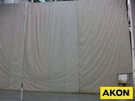warehouse curtains warehouse partition curtains akon curtain and dividers