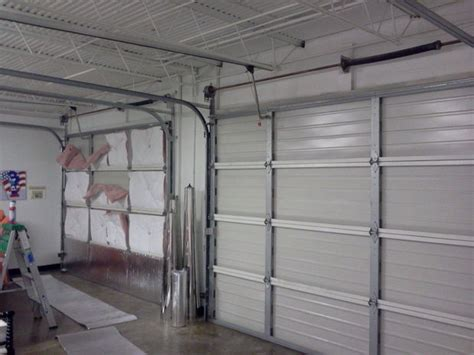 Energy Efficient Garage Doors by Make Your Garage Energy Efficient Easy Install Of Radiant
