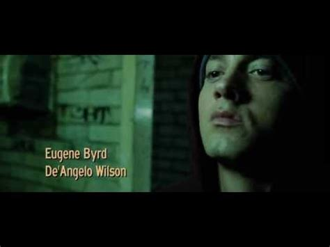 eminem movie phenomenon 8 mile intro youtube