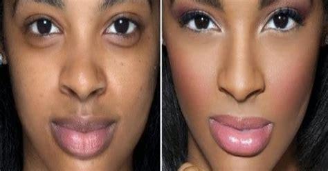 tutorial makeup natural kulit gelap tutorial make up untuk kulit gelap elg asia