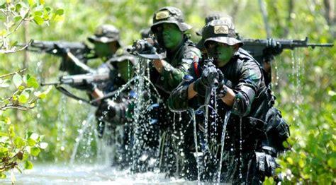 film boboho tentara bahasa indonesia katanya pasukan elite ini siap lawan tni yakin viral